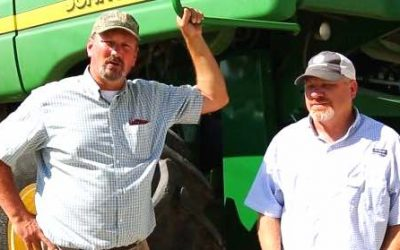 Managing Weed Seed Bank at Harvest with the Harrington Seed Destructor [VIDEO]