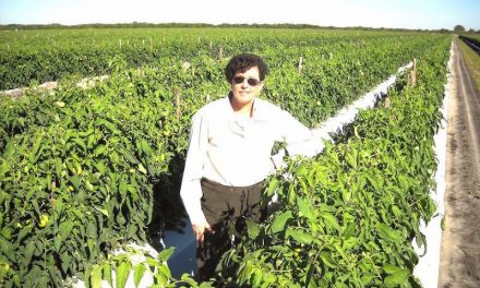 Biopesticides: Part of a stronger crop production and pest management program