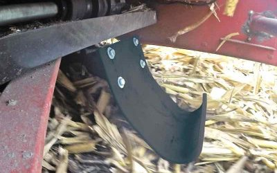 Feedback from Farmers Leads to Improved Stalk Stomper