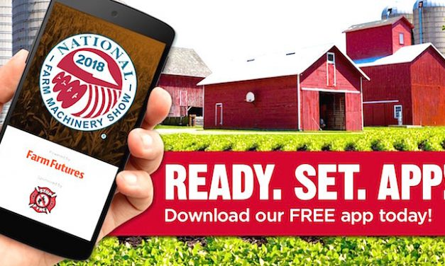 National Farm Machinery Show App Will Help You Make the Most of Your Time