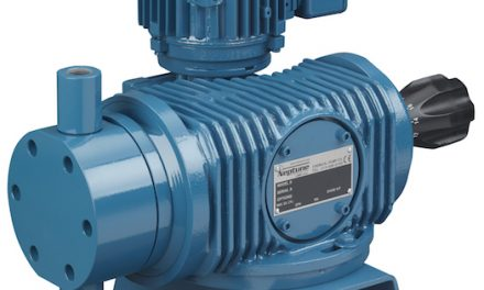 Neptune™ Launches New Series MP7000 Mechanically Actuated Diaphragm Metering Pump