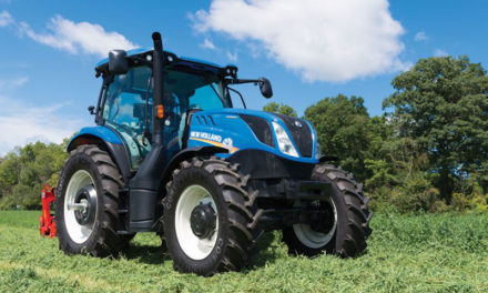 "New Holland's T6.175 Dynamic Command™ Wins Agritechnica's ""Machine of the Year"" Mid Class Tractor Award"