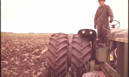 Retiring Gracefully by Farmers, and What Might Follow Next