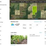 Unlocking Precision Data: Interactive map lets producers explore and compare fields and crops in Europe and the USA