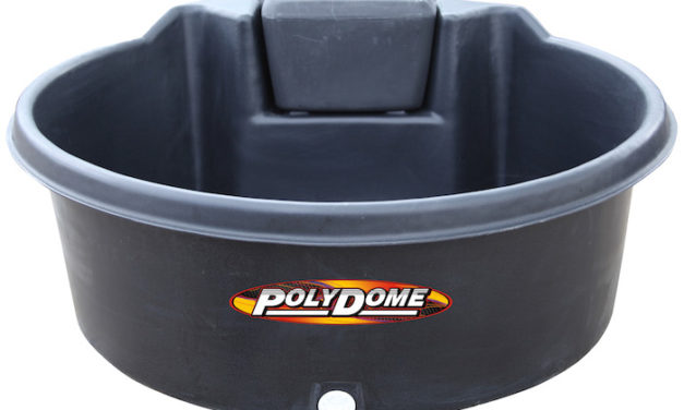 New Polyethylene Waterers Accommodates Up to 200 Cattle