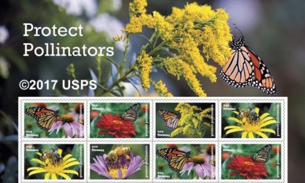 Protect Pollinators Forever Stamps Introduced by USPS