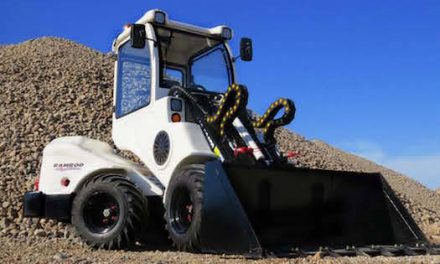 New Articulating Loader from RAMROD