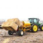Handle the Most Challenging Bales With the Ravage Bale Processor