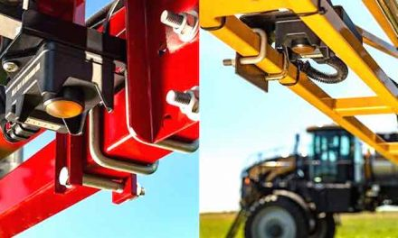 Maintain Optimal Boom Height with New Radar Sensor Technology