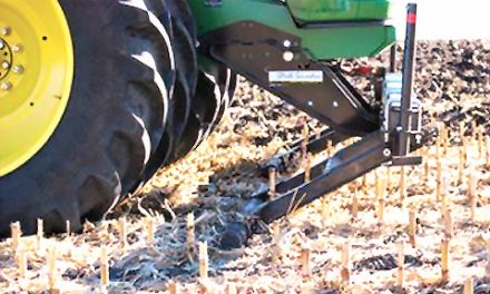 Keep Sharp, Stiff Cornstalks from Chewing Up Your Expensive Tires