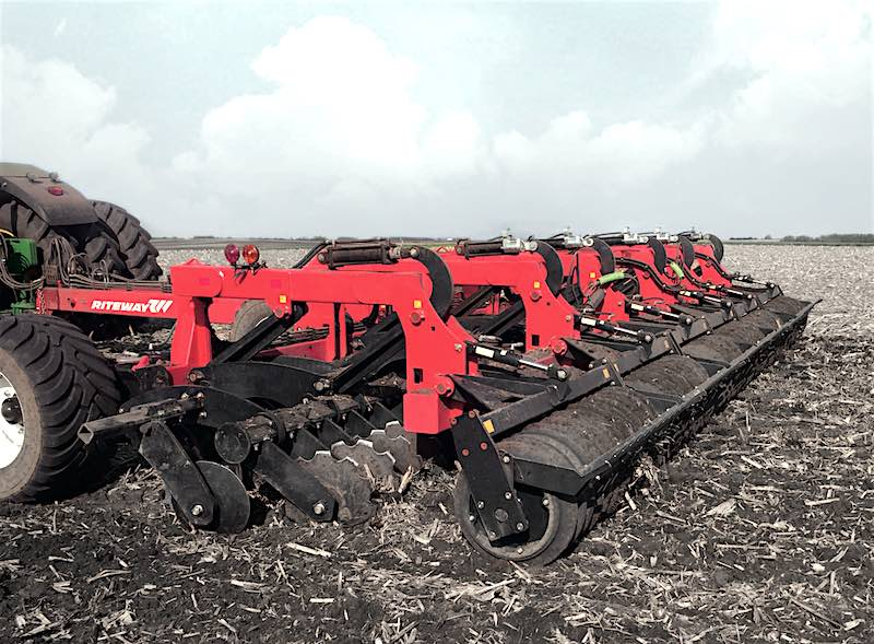 Versatile High-Speed Tillage Implement for All Field Types