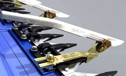 The Clever Design of the PRO FLEX Pulse Crop Lifter