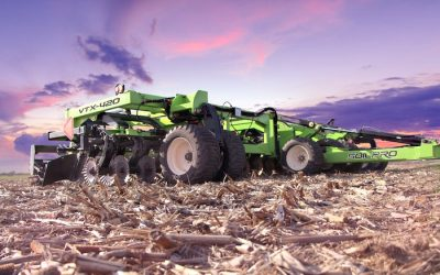 Innovations in Tillage: New All-In-One Machine Handles It All