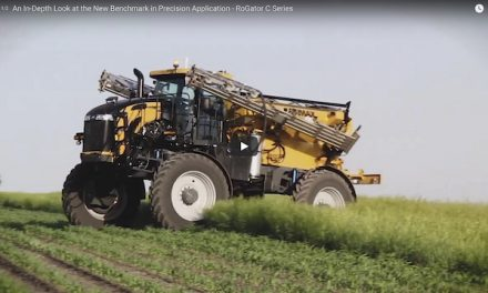 A Look at the RoGator C Series, a New Benchmark in Precision Application [VIDEO]