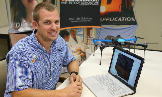 UAVs Could Hold the Key to Unbiased Crop Scouting, According to University Research