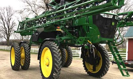 Convert Your Self-Propelled JD Sprayer to a High Clearance Model
