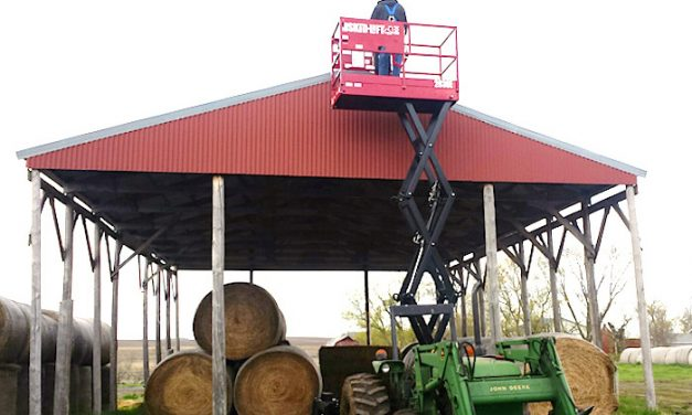 Affordable, Lighter-Weight Scissor Lift Attachments