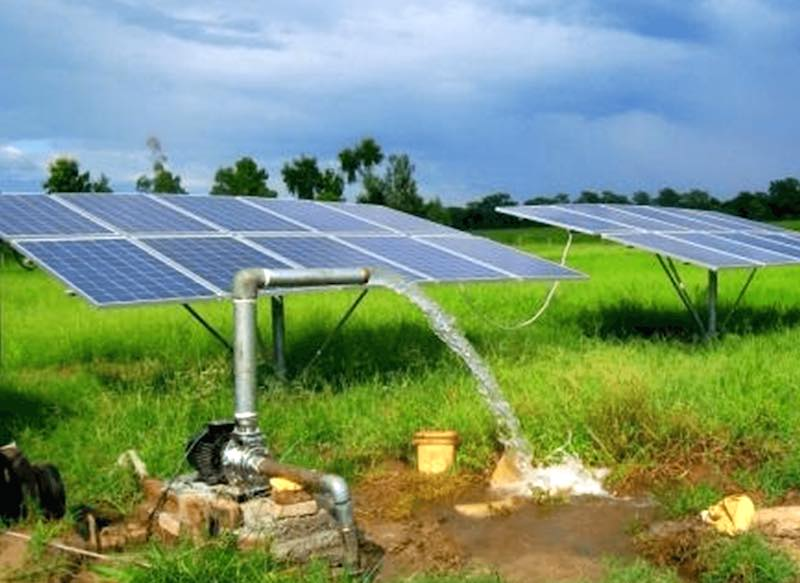 Solar Powered Water Pumping: What you need to consider