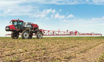 Calibration is Key to Efficient Application, Advises Case IH