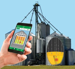 Monitor grain temperatures from more efficiently and with greater accuracy than ever before with TSGC's wireless grain monitoring systems.