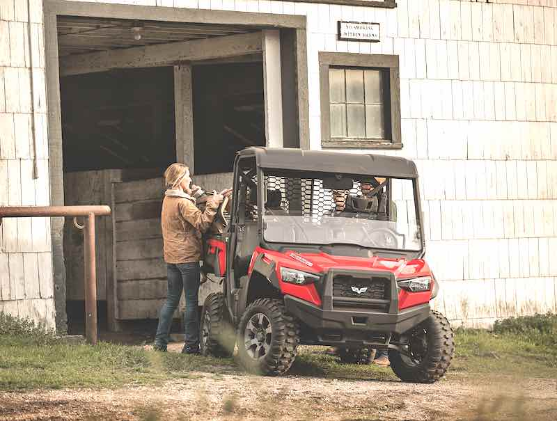 Textron's All-New Prowler™ Pro is a Quiet Workhorse