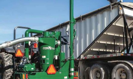 Next-Gen Grain Vac from Conveyair™ Features Several Upgrades