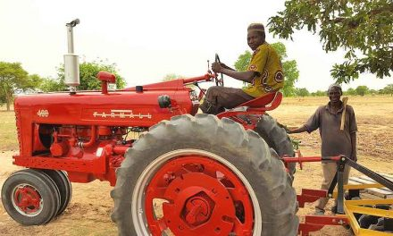 Making the World a Better Place, One Tractor at a Time