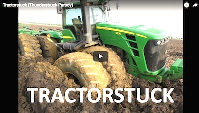 You've Been… Tractorstuck? Peterson Brothers strike up another hilarious parody