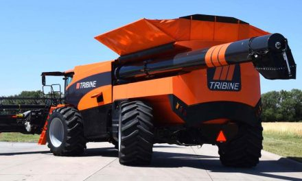 Farmer Input Influences New, Improved Tribine Harvester