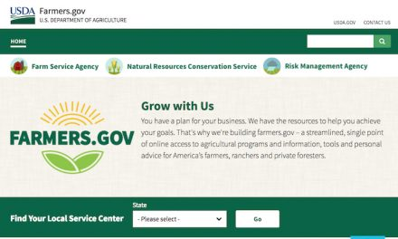 USDA, Simplified: Farmers.gov is the New User-Friendly, One-Stop Website for Producers