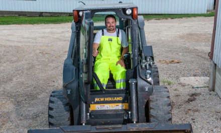 New Overalls Designed to Increased Farm Safety