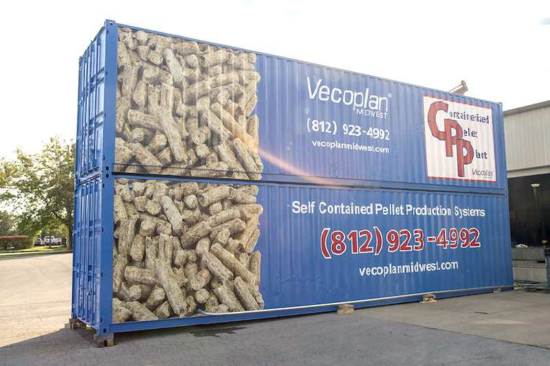Profit from Waste with a Containerized Pellet Plant [PRODUCT SPOTLIGHT]