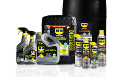New Degreaser Powerfully & Safely Gets the Job Done