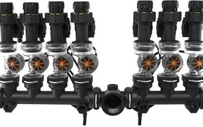 New Row-By-Row Flow Meter for Monitoring Liquid Applications from Wilger