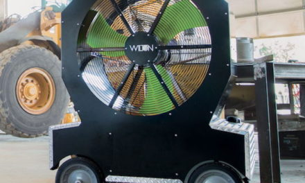 Atomized Cooling Fan Beats Heat And Humidity, Boosts Efficiency