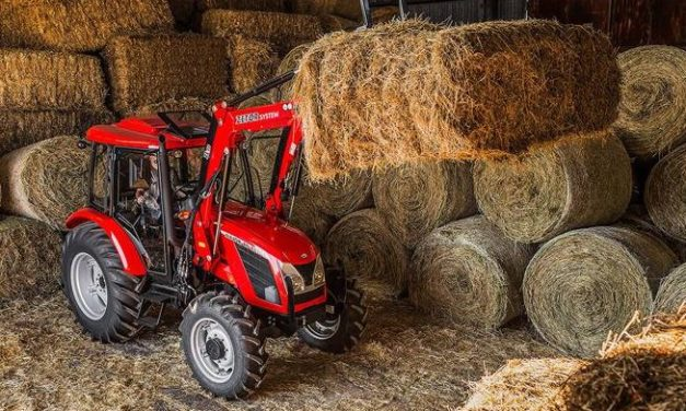 Zetor Offers Free ZL 31 Loader With New Tractor Purchase