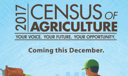 "Newest Census of Agriculture Purported as ""Very user-friendly and time-saving"""