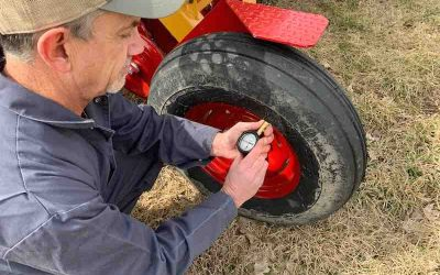 """Lowering the Stress Level of Farming: """"Tractor Mike"""" offers a few tips to simplify your job"""