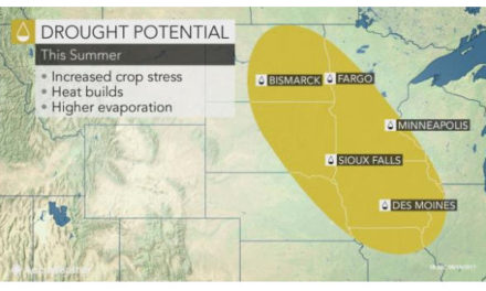 Drought Could Expand Its Grip on North Central US, According to Meteorologist