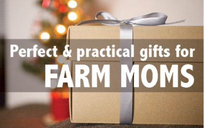 A Farm Mom's Christmas Gift Wish List [GUEST POST]