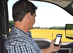 Affordable, Powerful Field Record-Keeping, Mapping System for All Farms