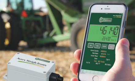 Connecting Grain Cart Scales to Smart Phones and Tablets