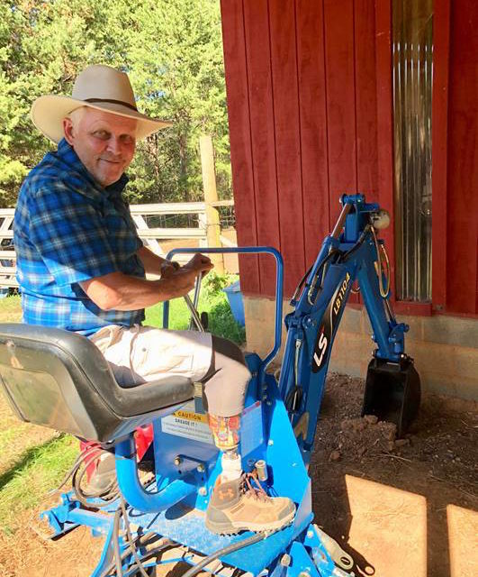 Veteran Closer to Dream of Becoming a Farmer, Thanks to Gift of Equipment