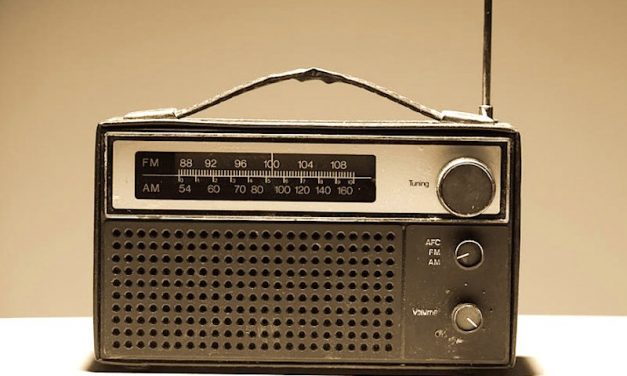 "The Dusty Old Farm Radio ""Cure"""