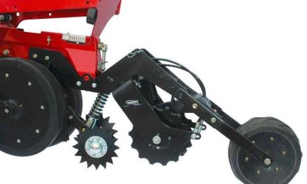 Yetter's New Models Available for 2968 Fertilizer Openers
