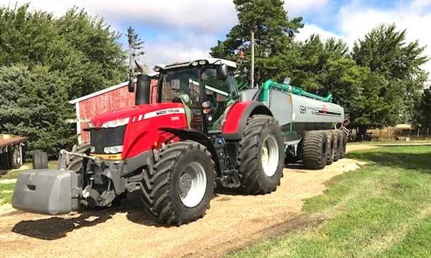 Do you Have too Much Tractor Tire? Why bigger isn't always better