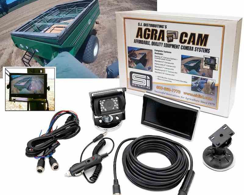 Durable Cameras from S.I. Distributing Helps Eliminate Blind Spots