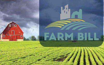 New Farm Bill Helps Distressed Farmers