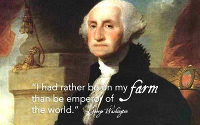 "Honoring President's Day: Remembering America's ""Founding Farmers"""