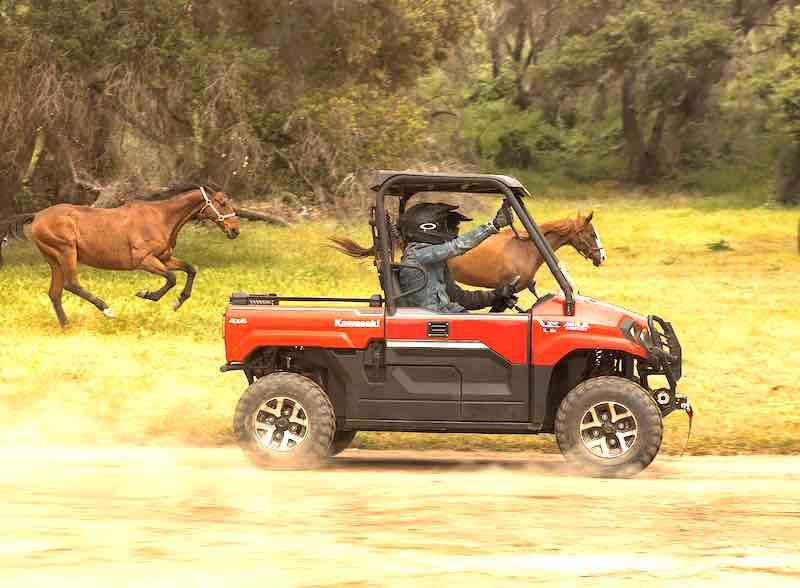 Midsize Mule™ Model Joins Kawasaki Mule™ Pro Side X Side Line-Up